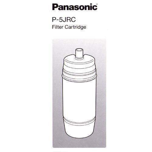 Panasonic P-5JRC Replacement Water Filter Cartridge for PJ-5RF PJ-5MRF