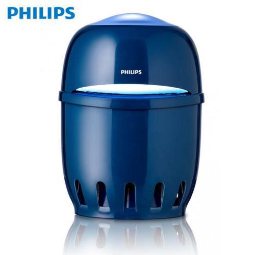 PHILIPS F600B Electric Mosquito Zapper Killer AC 110V (Blue)