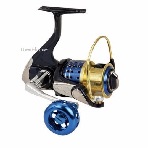 OKUMA Salina II SAII 10000a High Performance Spin Fishing Reel