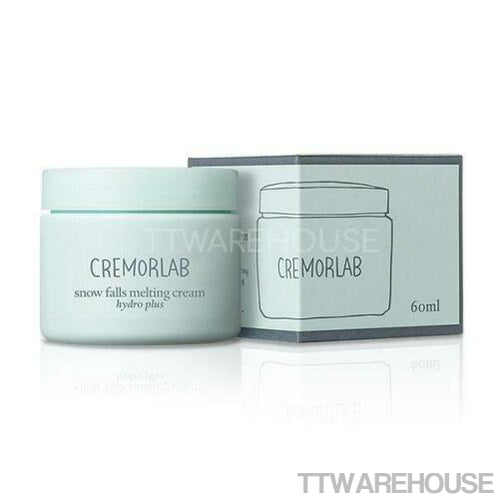 CREMORLAB HYDRO PLUS SNOW FALLS MELTING CREAM (60ml)