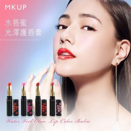 MKUP Water Veil Glow Lip Color Moisturizing Tinted Lip Balm 3g