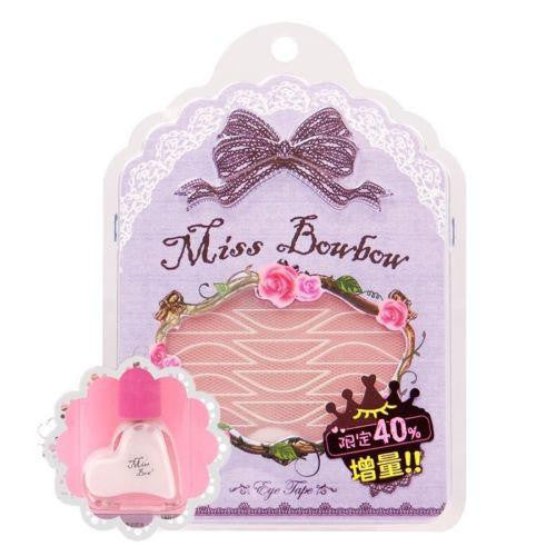 MISS BOWBOW Makeup Mesh Shade Double Eyelid Tape 42 Sets (Mild Type Glue)