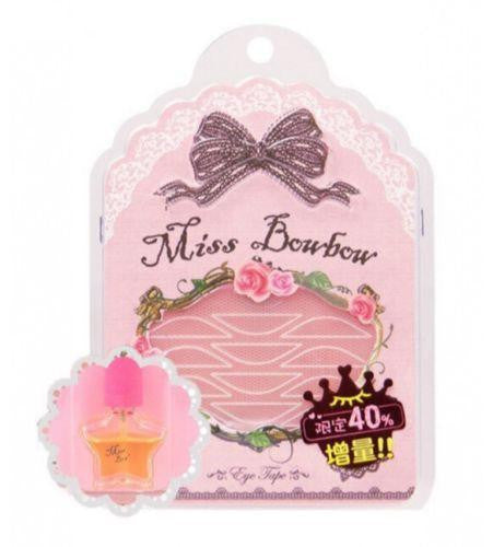 MISS BOWBOW Makeup Mesh Type Double Eyelid Tape 42 Sets (Quick Dry Type)
