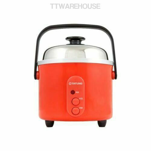 TATUNG TAC-03S 3-CUP Rice Cooker Pot AC 110V - Made in Taiwan