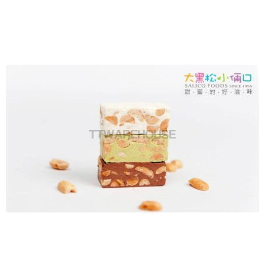 Dahesong Salico Nougat 320g (Mixed Flavor) 台灣 大黑松小倆口 綜合牛軋糖 (320g Per Pack)