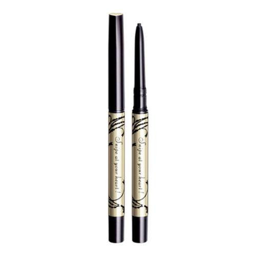 SHISEIDO INTEGRATE Makeup Rich and Smooth Snipe Gel Liner Eyeliner Pencil BK999