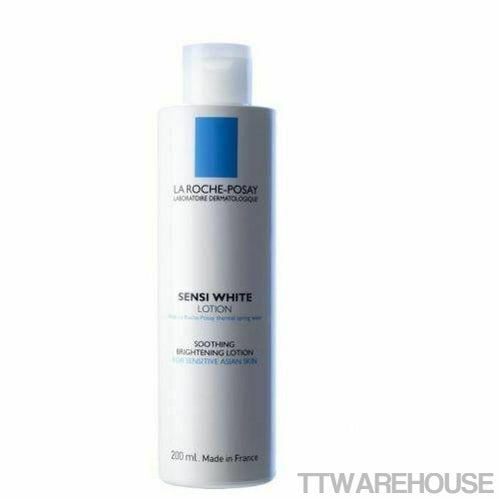 LA ROCHE-POSAY SENSI WHITE LOTION Soothing Brightening Lotion (200ml)