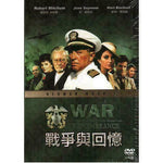 War And Remembrance 6-disc DVD 12 episodes (Robert Mitchum Jane Seymour)
