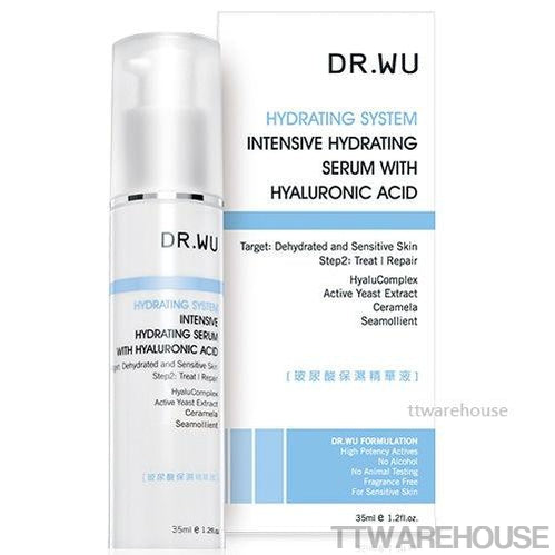 DR. WU Intensive Hydrating Serum With Hyaluronic Acid (35ml)