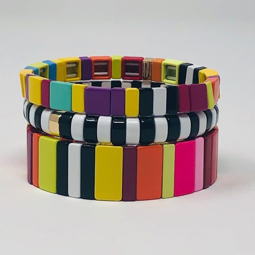 Licorice Allsorts Stack