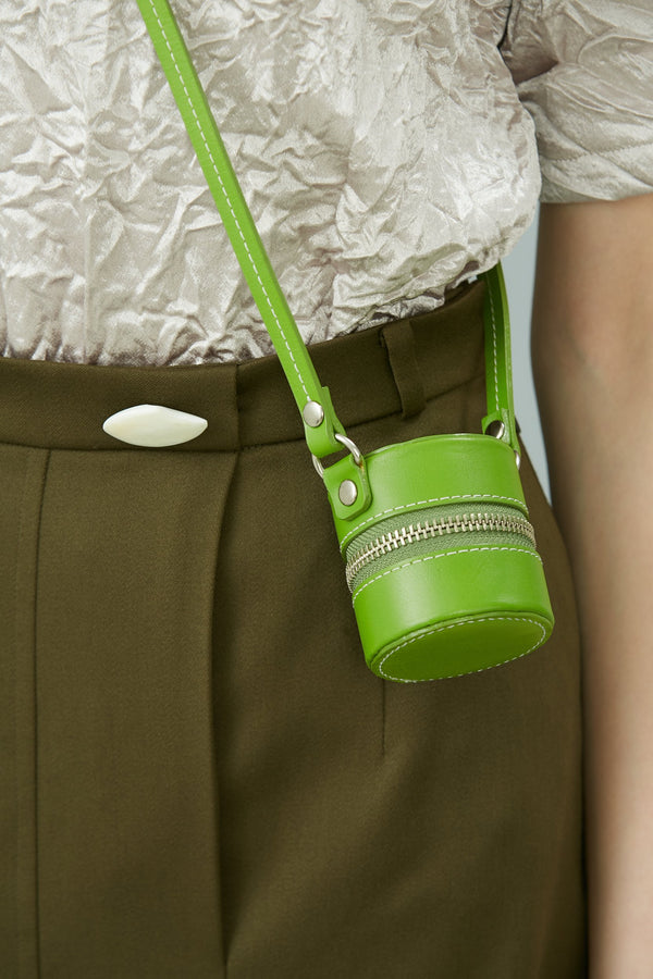 MURRAL Colonne bag (Light-green)