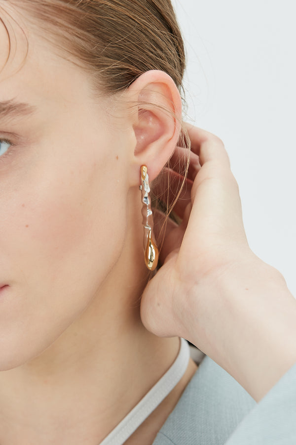 MURRAL Dew drop ear accessory (Multi)