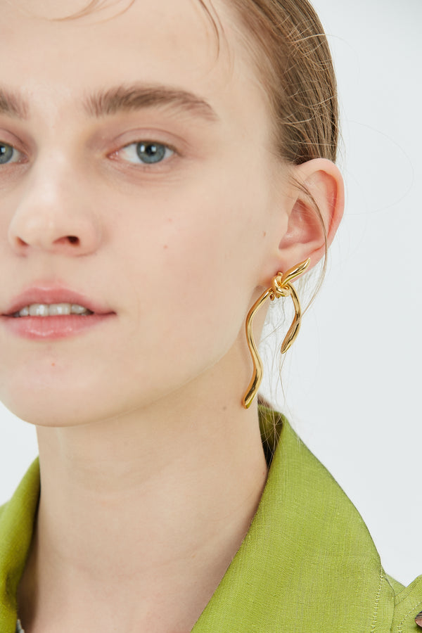 MURRAL Ivy ear accessory (Gold)