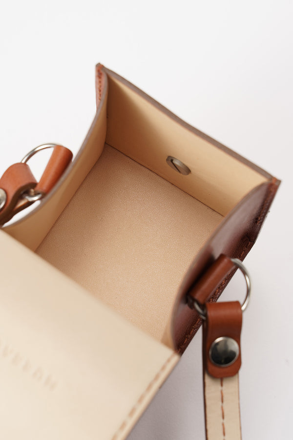 MURRAL Cubic bag (Brown)
