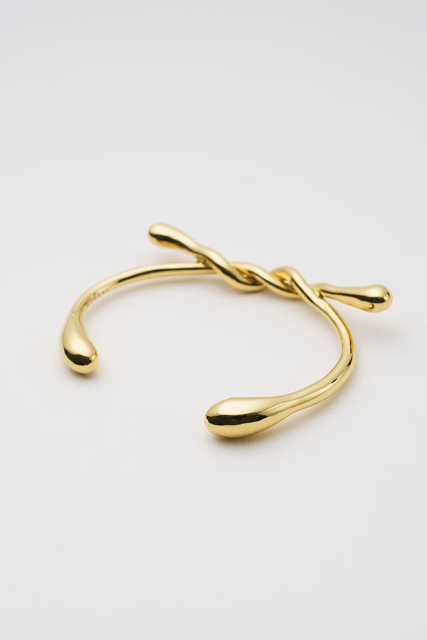 MURRAL Ivy bangle (Gold)