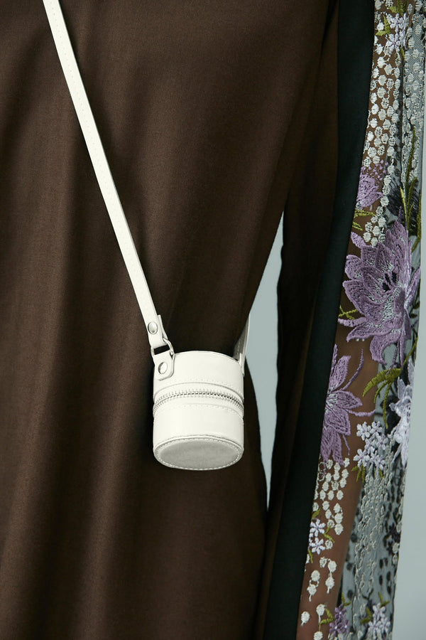 MURRAL colonne bag (white)