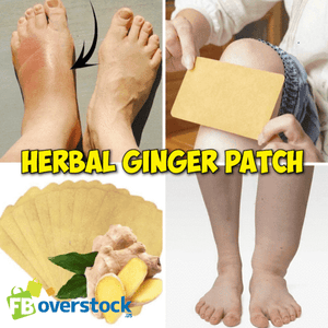 Amazing Herbal Ginger Patch