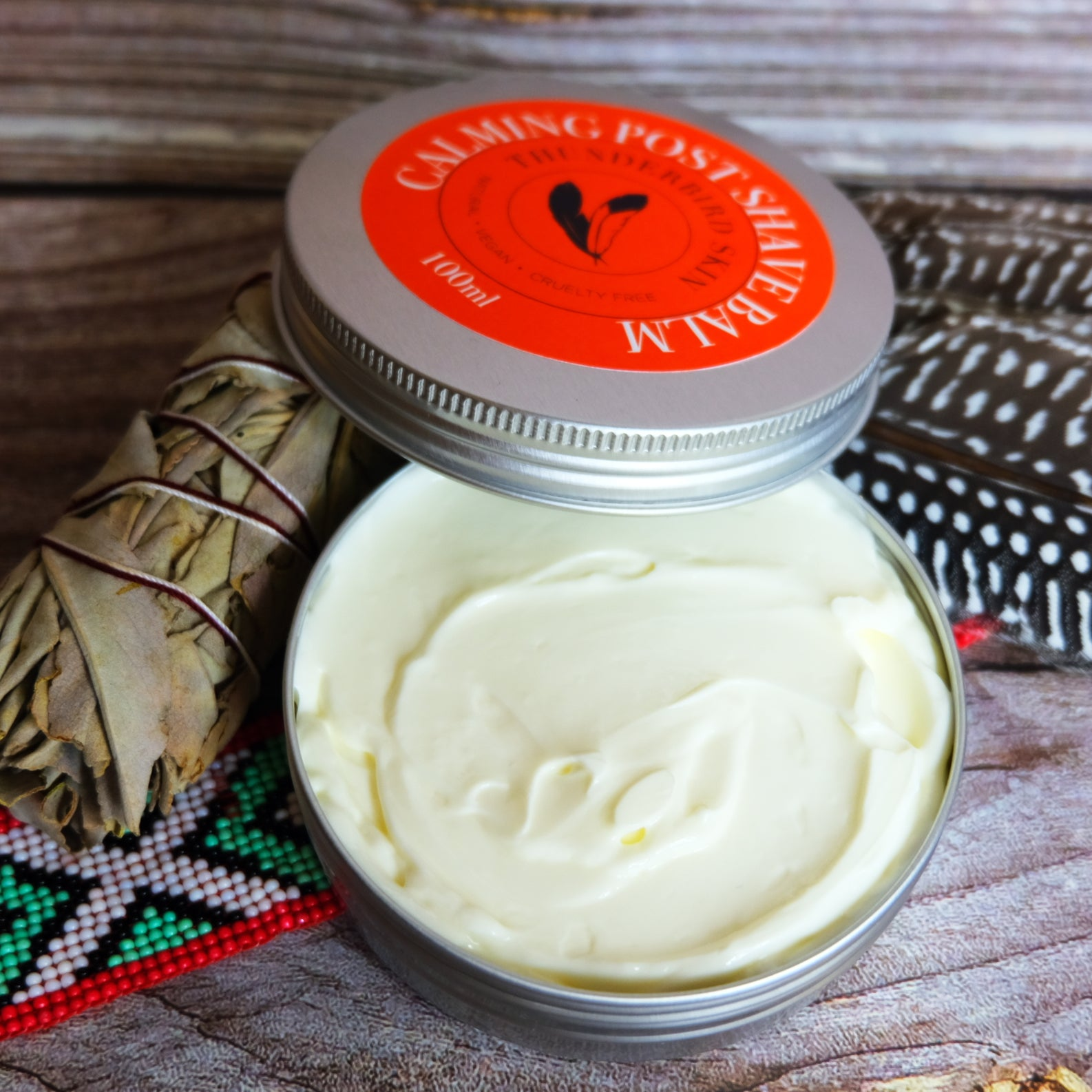 Calming Post Shave Balm