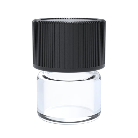 buy wholesale Smoke Shop and Coffee shop supplies in Europe Clear Concentrate Glass Vial 1.25ML - 144 Units