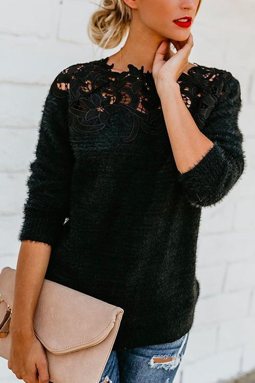 Sincerely Yours Off The Shoulder Sweater?