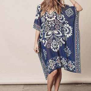 Bathing suit cover ups Kaftan Beach