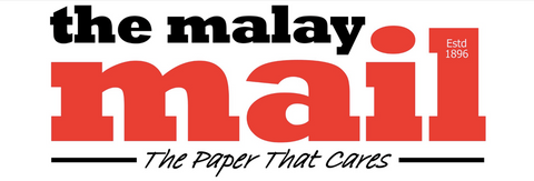 P. Bee & Joanne - The Malay Mail Logo