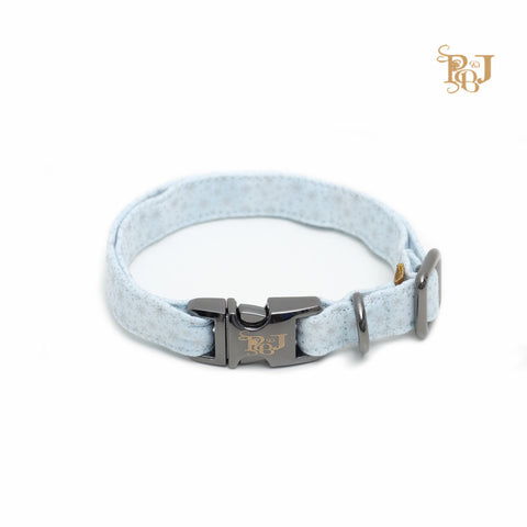 P. Bee & Joanne - Balthazar Collar - Pastel Blue