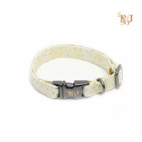 P. Bee & Joanne - Balthazar Collar - Pastel Yellow