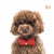 P. Bee & Joanne - Morgan Bow Tie Collar - Red - img 1