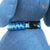 P. Bee & Joanne - Solomon Pet Collars - Electric Blue & Aqua - img 1