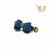 P. Bee & Joanne - Sandrine Hair Clip - Navy and Emerald - img 2