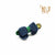 P. Bee & Joanne - Sandrine Hair Clip - Navy and Emerald - img 3