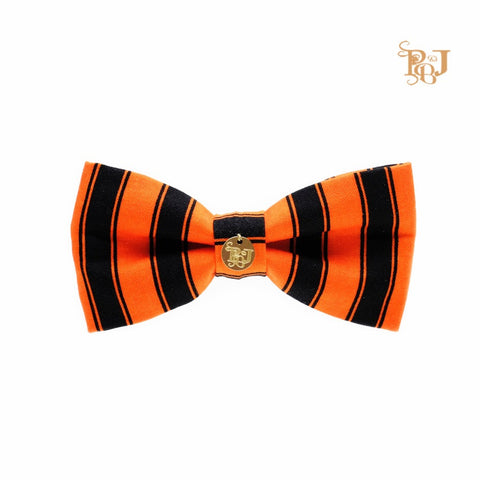 P. Bee & Joanne - Raven Snap-on Bow Tie