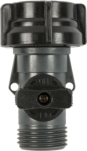 Bylong Single Water Shut-off Valve