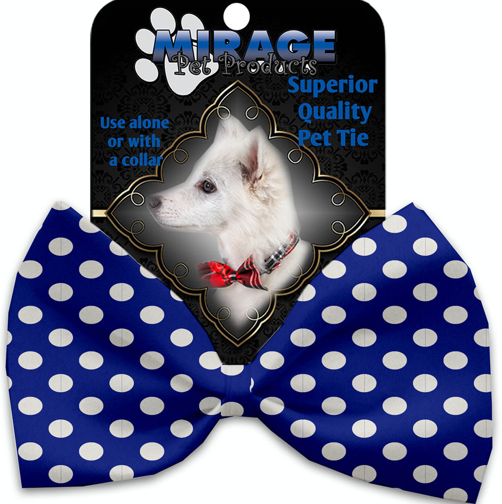 Pet Bow Tie Collar Accessory With Velcro
