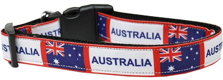 Australia Nylon Cat Collar