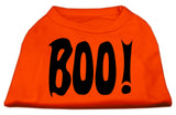 Boo! Screen Print Shirts