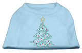 Christmas Tree Rhinestone Shirt