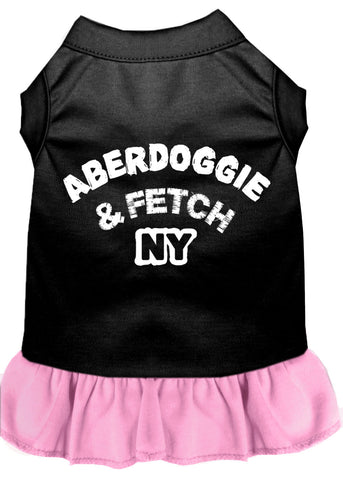 Aberdoggie Ny Dresses Black With