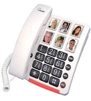 Oricom Amplified Phone with Picture Dialing