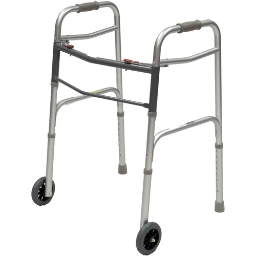 Bariatric Folding Walker - Clearance Stock