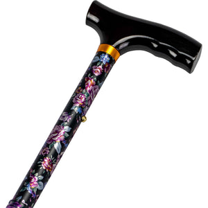 Foldable Walking Stick Violet