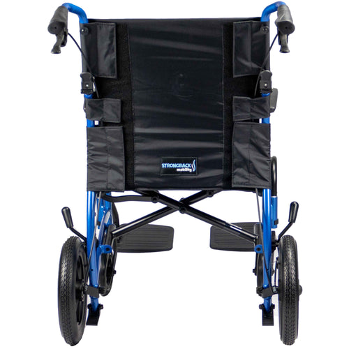 Strongback Excursion 12 Transit Wheelchair