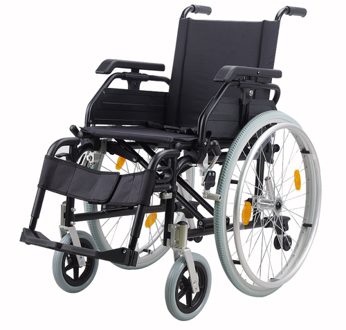 Premium Self-Propelled Wheelchair