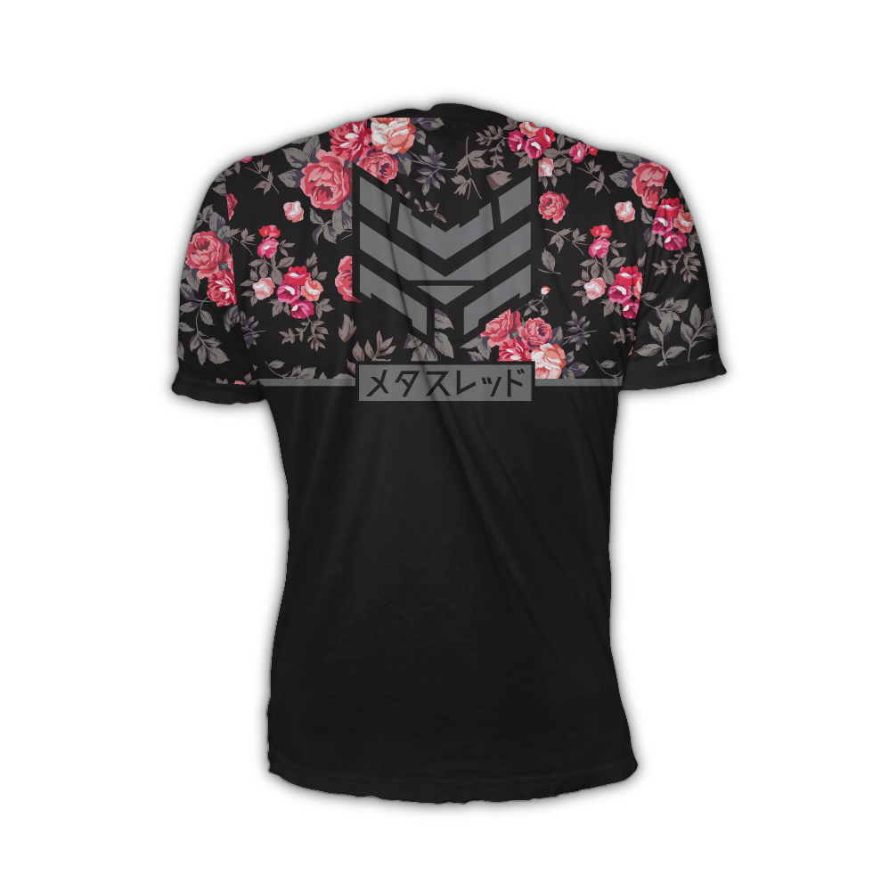 Blossoms Dryfit T-Shirt