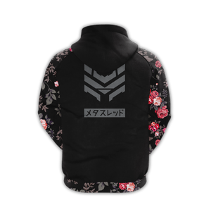 Blossoms Pullover Hoodie