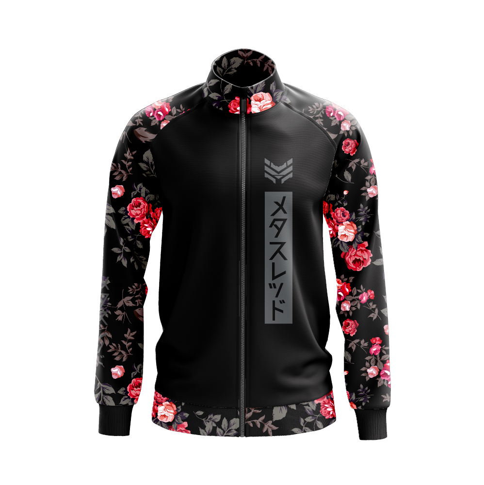 Blossoms Track Jacket