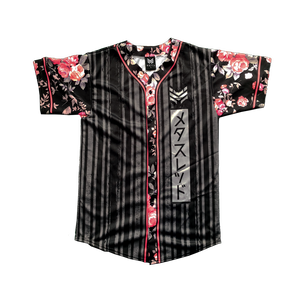 Blossoms Baseball Jersey