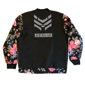 Blossoms Bomber Jacket