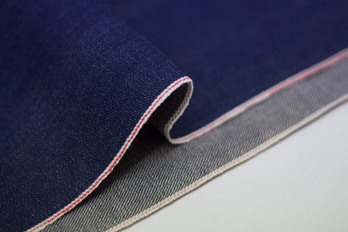 VINTAGE BLUE SELVEDGE DENIM